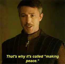 Watch and share Game Of Thrones Gif GIFs and Petyr Baelish GIFs on Gfycat