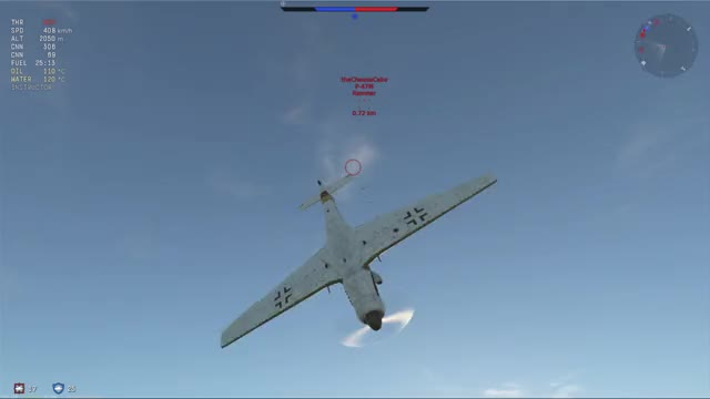 Watch Dogfight GIF by @dacoca on Gfycat. Discover more ta.152, war thunder GIFs on Gfycat