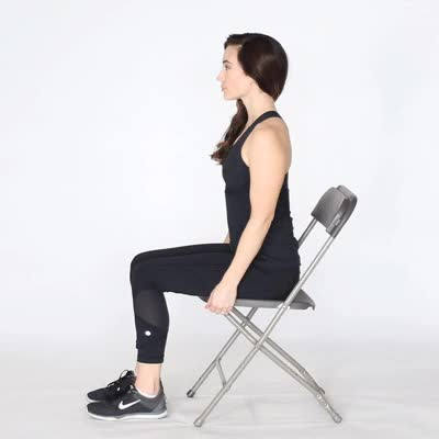 Watch and share 400x400-Neck Stretch GIFs by Healthline on Gfycat