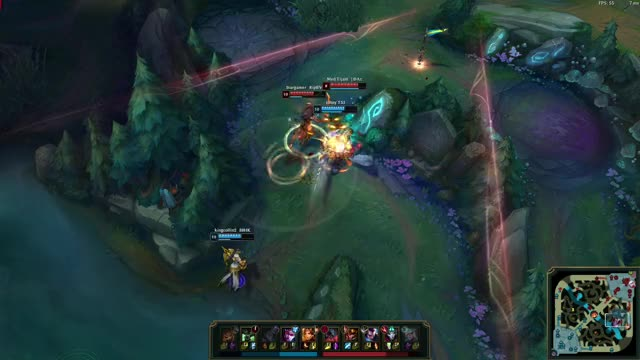Watch and share League Of Legends GIFs and Leona GIFs by sll2412 on Gfycat