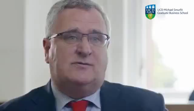 Watch MSc Finance at UCD Smurfit School - Dr. Cormac MacFhionnlaoich GIF on Gfycat. Discover more related GIFs on Gfycat