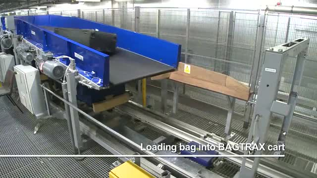 Watch Luggage Belt GIF on Gfycat. Discover more AirportsInternation, Science & Technology, baggage handling, vanderlande GIFs on Gfycat