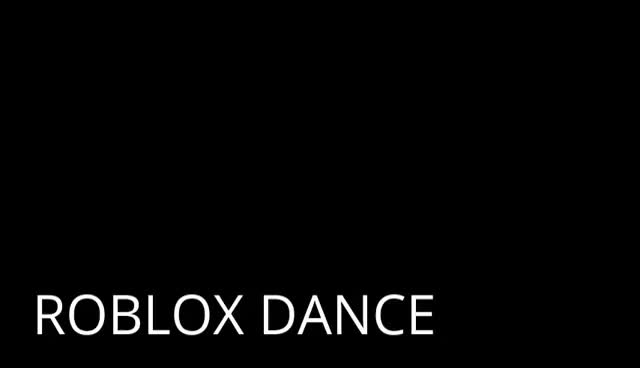Watch old roblox dance GIF on Gfycat. Discover more related GIFs on Gfycat