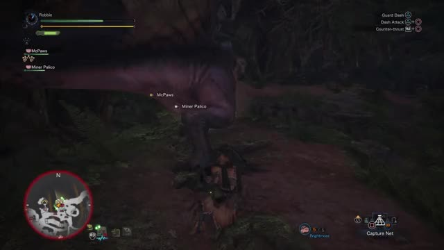 Watch Anja Counter GIF by @rkst on Gfycat. Discover more PS4share, Monster Hunter: World GIFs on Gfycat
