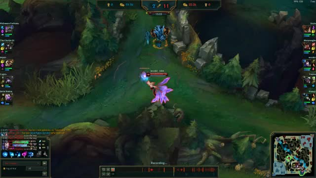 Watch and share Ahri GIFs by coledkiller on Gfycat