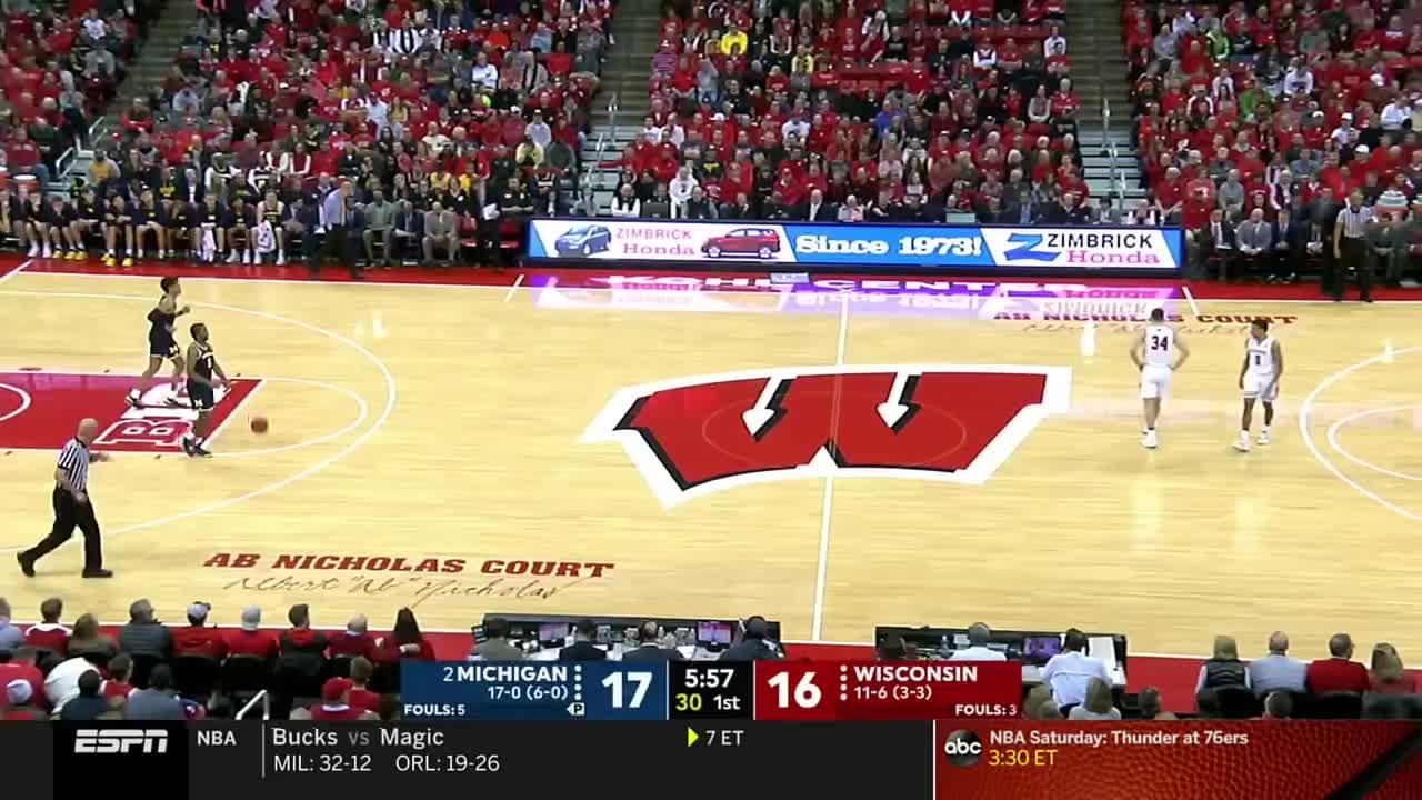 Dallas Mavericks, Indiana Pacers, basketball, Wisconsin 8 GIFs