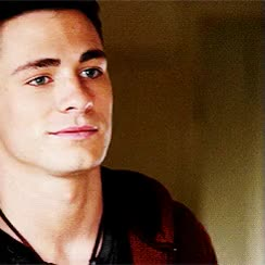 Watch this trending GIF on Gfycat. Discover more colton haynes GIFs on Gfycat