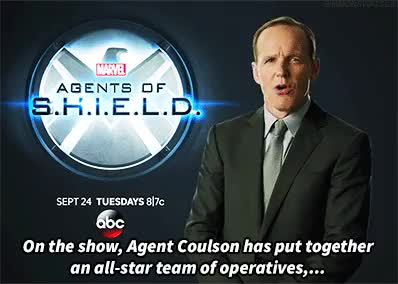 Watch and share Agents Of Shield GIFs and Tags Errywhere GIFs on Gfycat