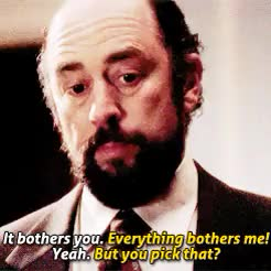 Watch and share Richard Schiff GIFs and West Wing Gifs GIFs on Gfycat