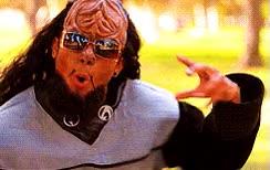 Watch and share Klingon GIFs on Gfycat