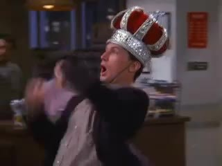 seinfeldgifs, Oh, here's a fact: I'm the Wiz! GIFs