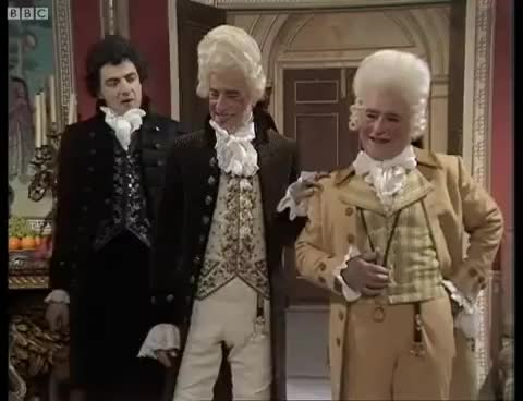 Watch and share Blackadder GIFs and Macbeth GIFs on Gfycat