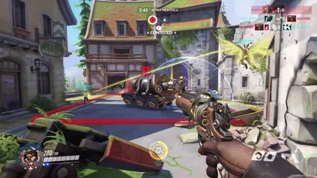 Watch and share Overwatch Origins Edition 20171116010100 GIFs on Gfycat