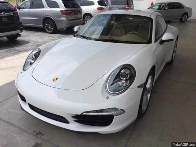 Watch and share Porsche 911 Carrera GIFs on Gfycat