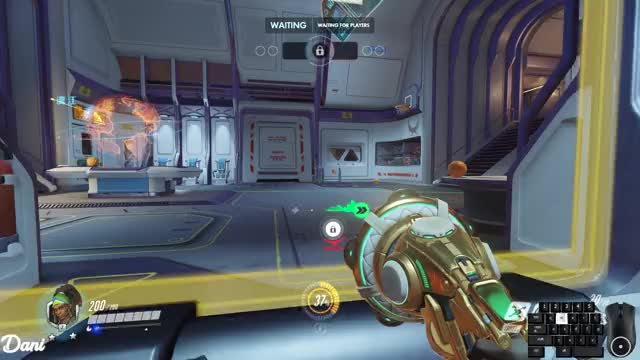 Watch and share Overwatch GIFs by Dani on Gfycat