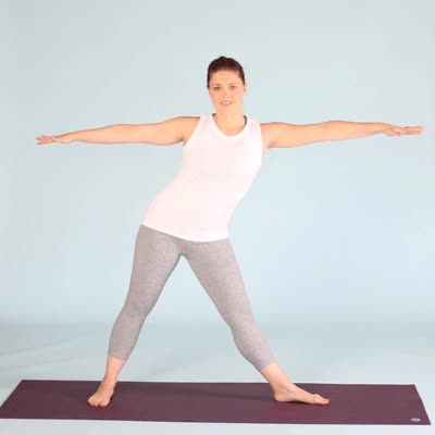 Watch and share 400x400-Triangle Pose GIFs by Healthline on Gfycat