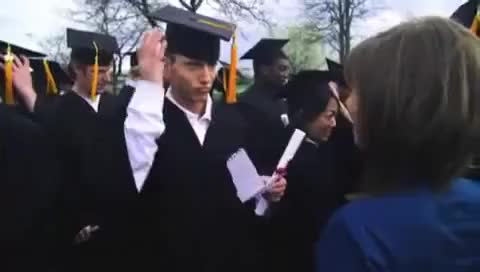 Watch this graduation GIF on Gfycat. Discover more eminem, graduate, graduation, happy graduation, high school, mtv GIFs on Gfycat