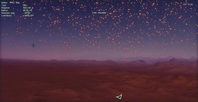 Watch SpaceEngine (1366x705) 30_09_2017 16_26_15 GIF on Gfycat. Discover more related GIFs on Gfycat