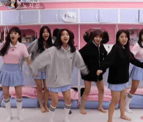 Watch and share Fromis_9 Helicopter GIFs by xlredlx on Gfycat