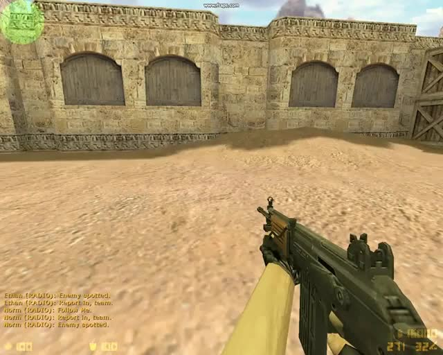 Watch and share CS 1.6 Galil Reload GIFs on Gfycat