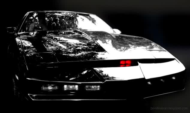 Watch and share Knight Rider Kit GIFs on Gfycat