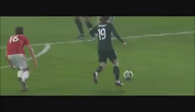 realmadrid, Luka Modric Vs  Manchester United GIFs