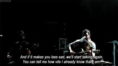 Watch this GIF on Gfycat. Discover more band lyrics, brand new, brand new lyrics, meaningful, meaningful lyrics, metal, punk, punk lyrics GIFs on Gfycat