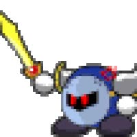 Watch Meta Knight Shake Galaxia Emoticon GIF on Gfycat. Discover more related GIFs on Gfycat