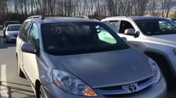 Watch and share Goat In Car! Home Depot Oxford Massachusetts GIFs on Gfycat