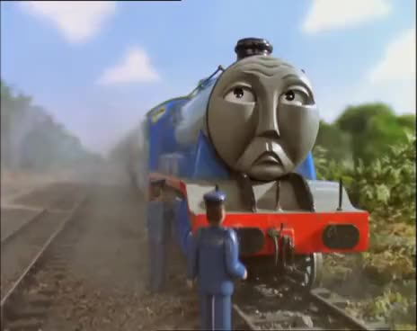 Watch and share Thomas The Tank Engine (Full Episodes) - A Better View For Gordon GIFs on Gfycat