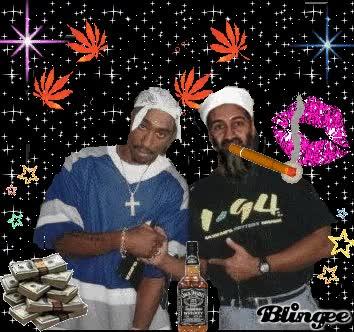 Watch and share 2pac & Bin Laden GIFs on Gfycat