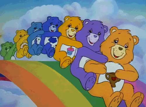 Watch and share Share Your Care Day GIFs and Care Bears GIFs by Reactions on Gfycat
