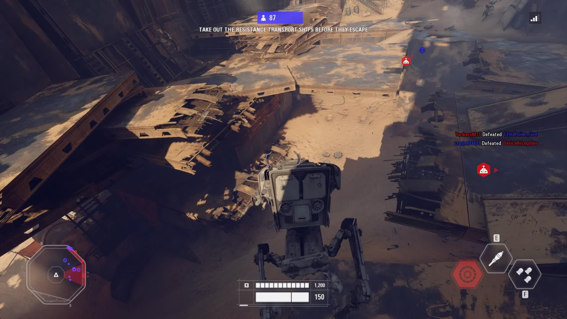 starwarsbattlefront, Star Wars Battlefront II (2017) 2018.10.01 - 21.17.03.07.DVR GIFs