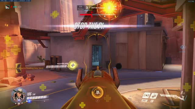 Watch and share Overwatch GIFs and Bastion GIFs by expolythic on Gfycat