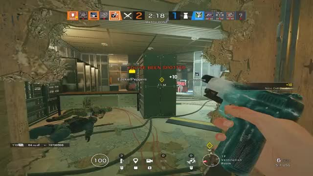 Watch and share Rainbow6 GIFs and Siege GIFs by Brant. on Gfycat
