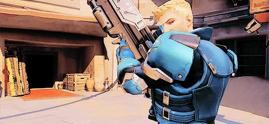 Watch soldier 76 GIF on Gfycat. Discover more overwatch, soldier 76 GIFs on Gfycat