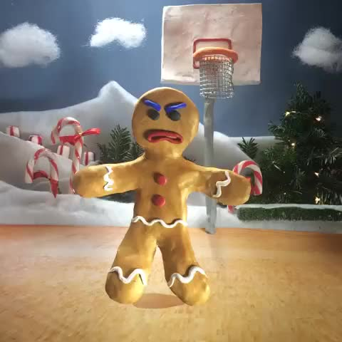 Watch and share Steph Curry GIFs and Claymation GIFs by Daniel Baker on Gfycat
