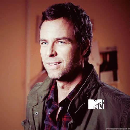 Watch and share Teen Wolf Imagines GIFs and Chris Argent GIFs on Gfycat