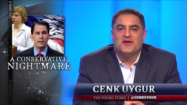Watch ANOTHER Racist Staffer Fired From Scott Walker's Administration (reddit) GIF on Gfycat. Discover more cenk uygur GIFs on Gfycat