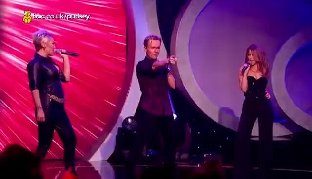 Watch and share S Club 7: Greatest Hits Medley - BBC Children In Need 2014 GIFs on Gfycat