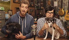 Watch and share Rhett Mclaughlin GIFs and Fave Youtubers GIFs on Gfycat
