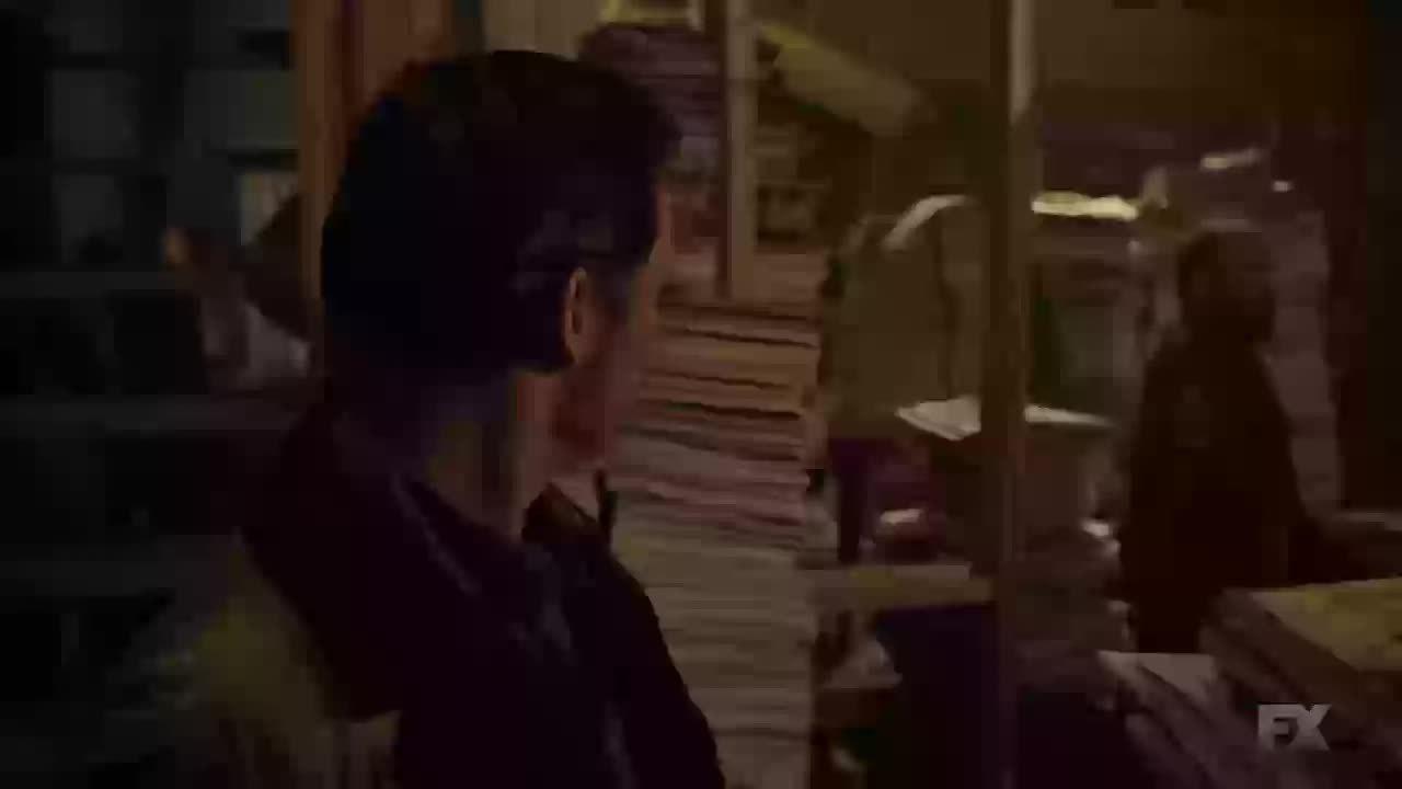 FargoTV, Even Michael Westen is awed GIFs