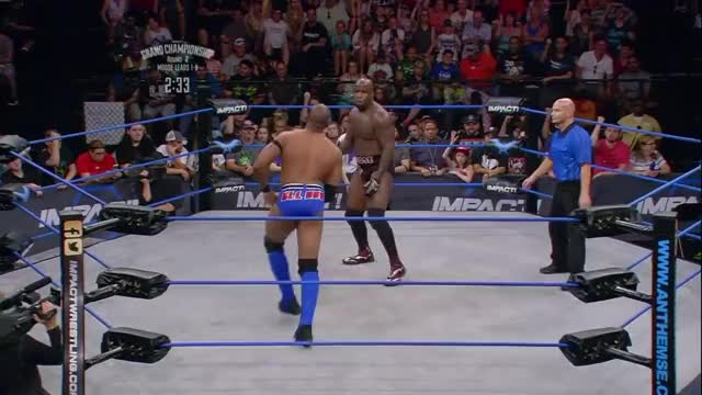 Watch and share Impact Wrasslin GIFs on Gfycat