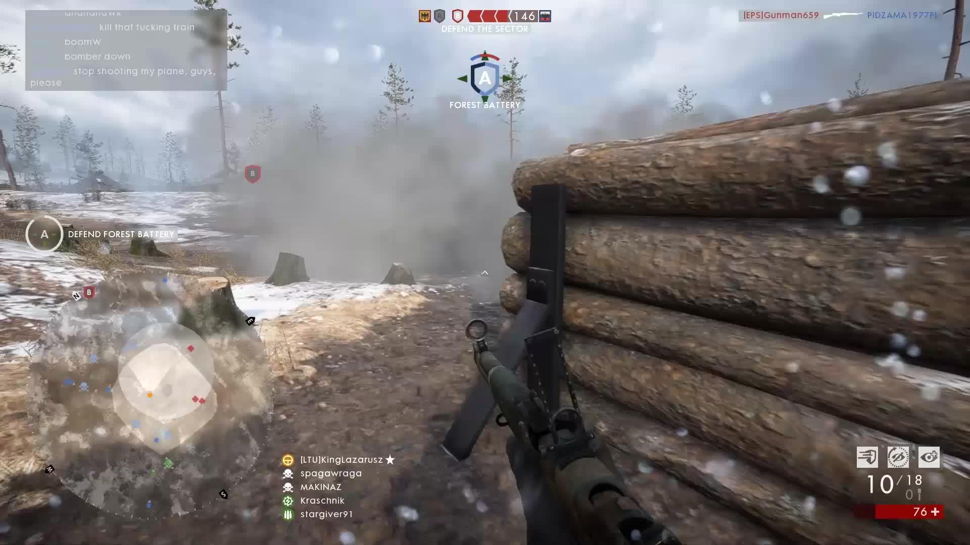 battlefield 1, Refuse to lose GIFs