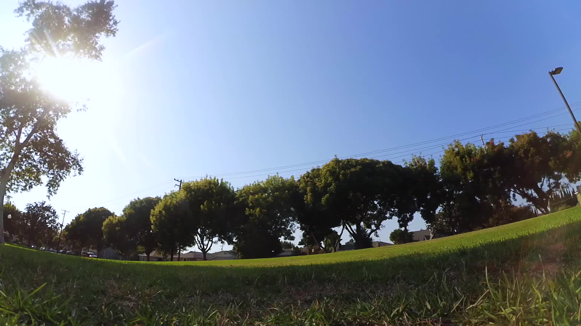 multicopter, Yaw spin GIFs