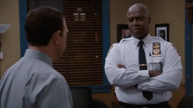 Watch and share Andre Braugher GIFs on Gfycat
