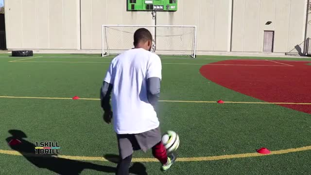 Watch and share Half Volleys: How To Strike The Ball | 1 Skill 1 Drill GIFs on Gfycat