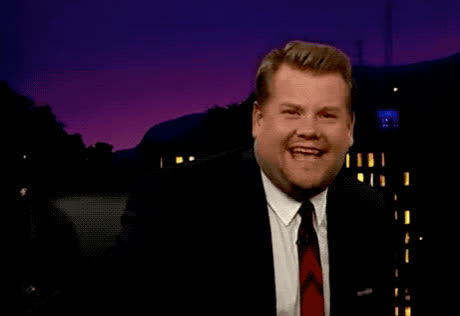 believe, blush, blushing, can't, corden, embarrassed, embarrassing, funny, god, it, james, late, late late, my, night, oh, omg, show, shy, unbelievable, James is blushing GIFs