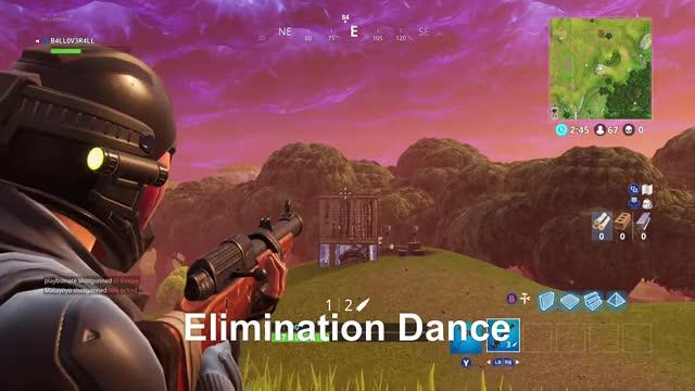 Watch Fotnite Elimination Dance GIF by Gamer DVR (@xboxdvr) on Gfycat. Discover more B4LL0V3R4LL, FortniteBattleRoyale, xbox, xbox dvr, xbox one GIFs on Gfycat