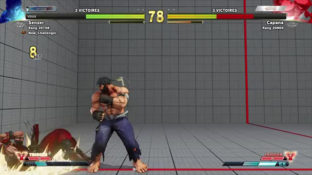Watch STREET FIGHTER V 20190113182438 GIF on Gfycat. Discover more related GIFs on Gfycat